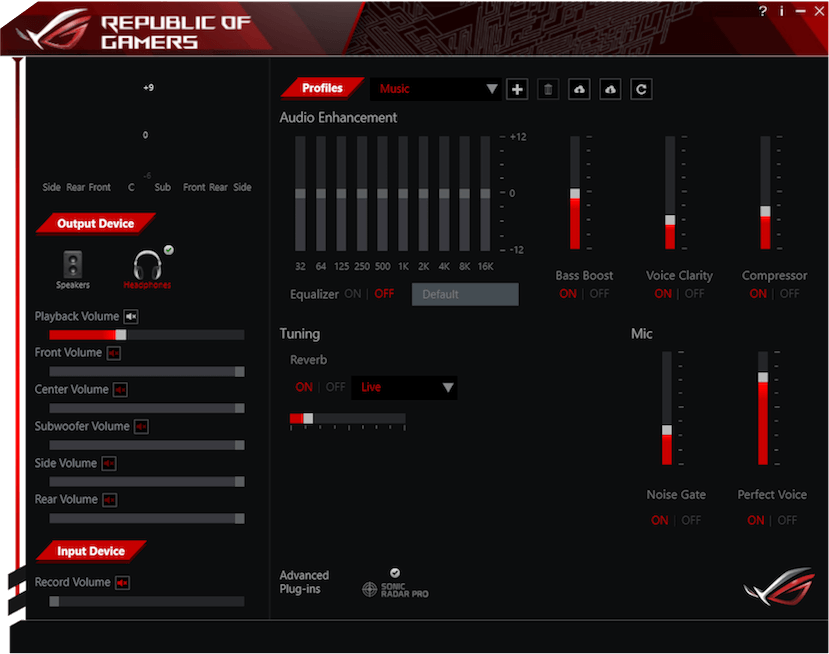 Asus ROG Strix Fusion 700 RGB Gaming Headset 6