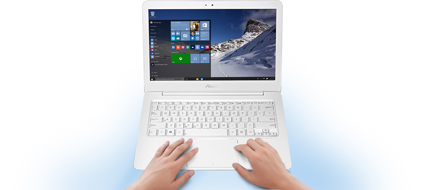 dk Notebooks ASUS ZenBook UXCA