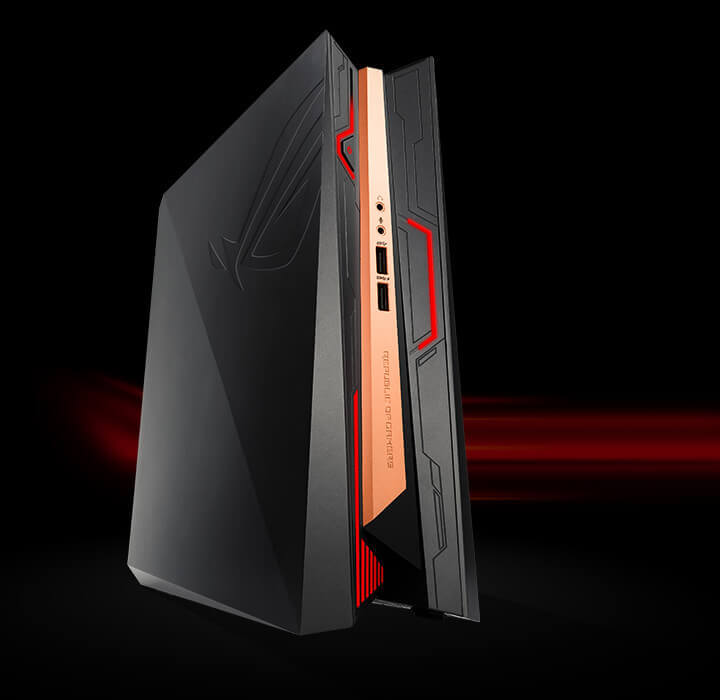 ROG GR8 II-Mini gaming pc-SSD