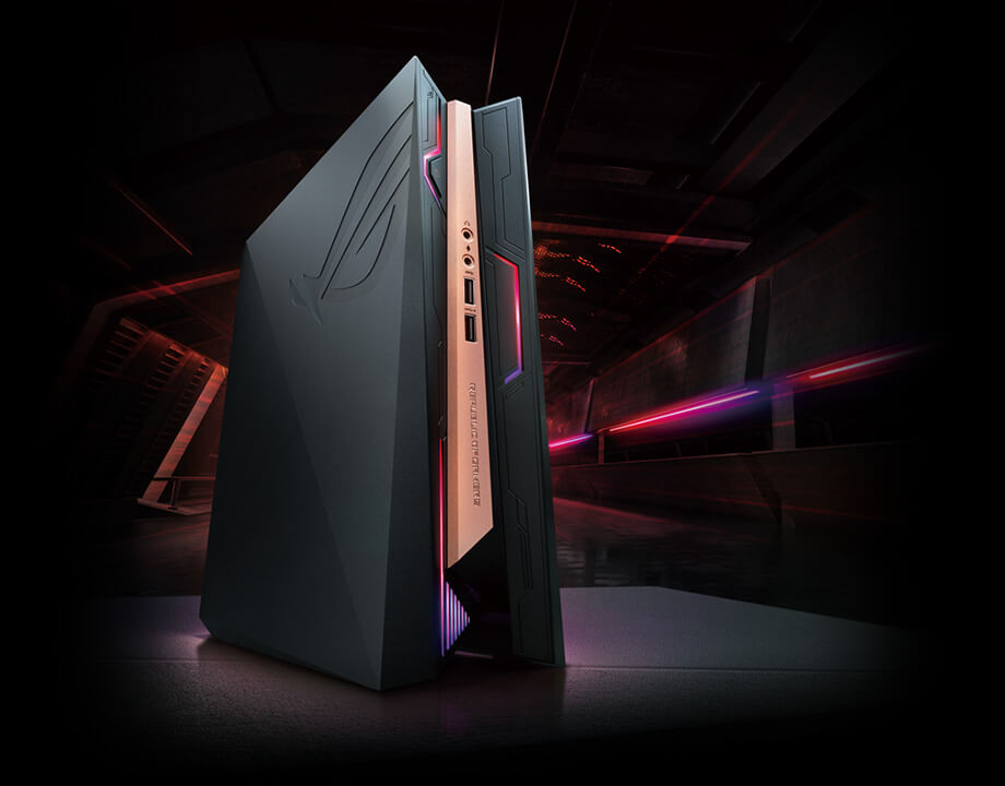 ROG GR8 II-Mini gaming pc -Aura- gaming pc-VR