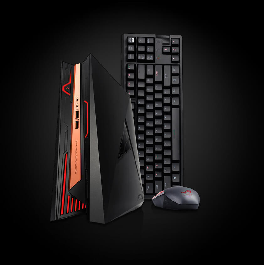 ROG GR8 II-Mini gaming pc-ROG peripherals
