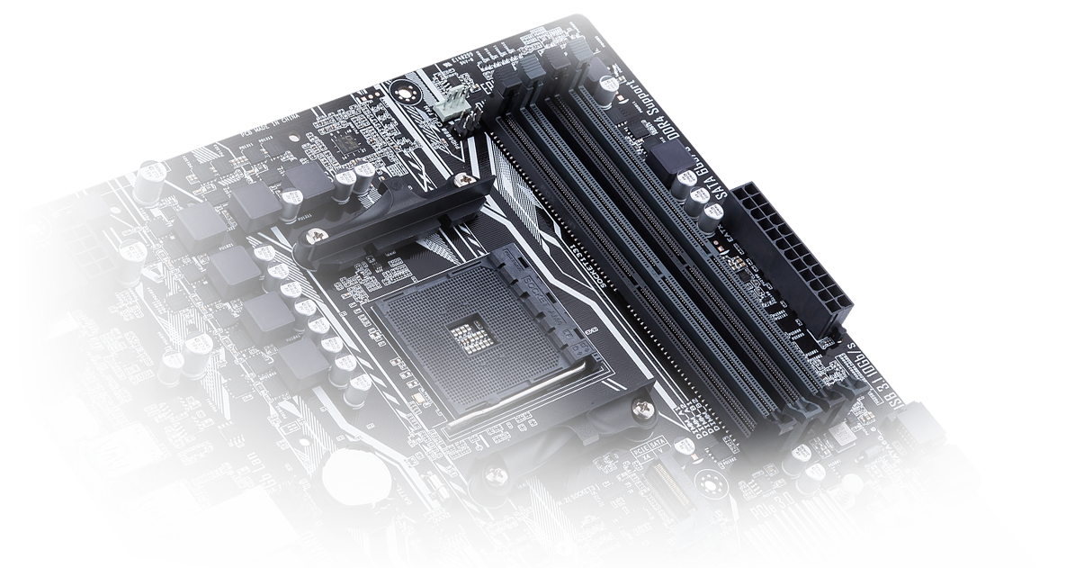 PRIME A320M-K | Motherboards | ASUS USA