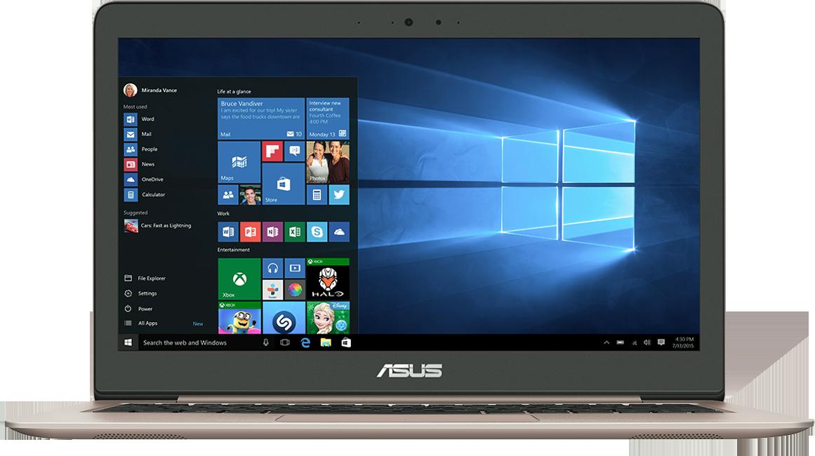 Asus Zenbook Ux310ua Laptops Asus Global