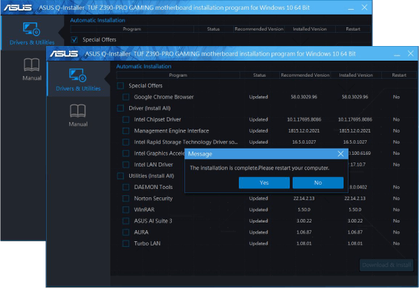 TUF Z390-PRO GAMING | Motherboards | ASUS USA