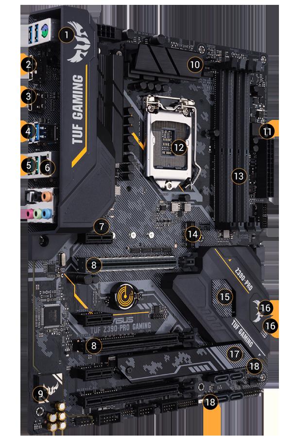 TUF Z390-Pro Gaming