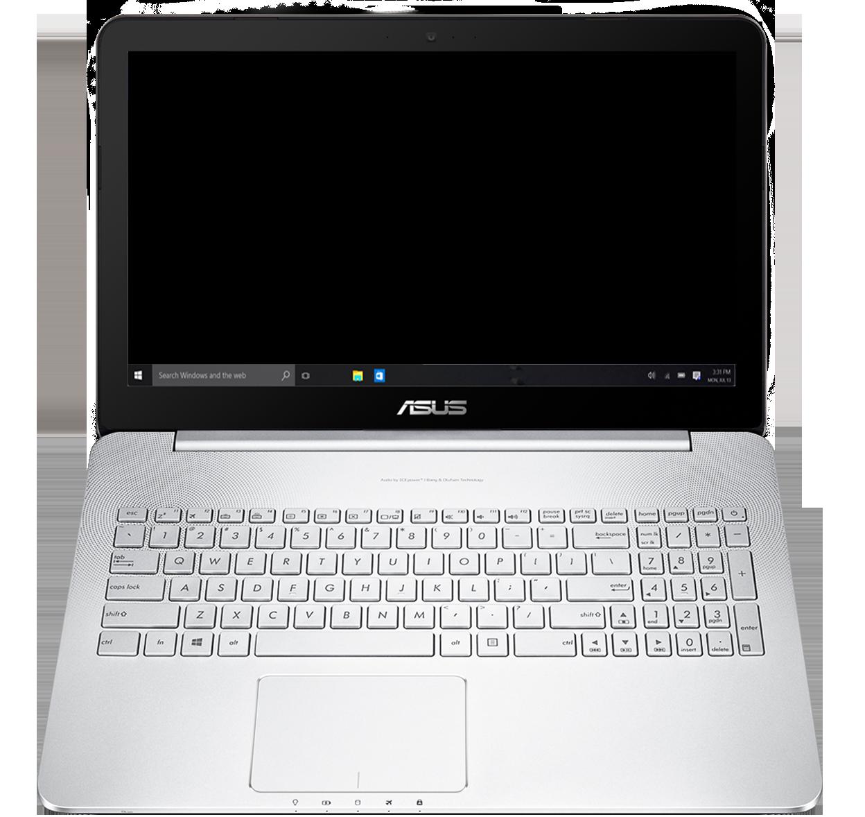 ASUS VivoBook Pro N552VX USB Charger Plus Update