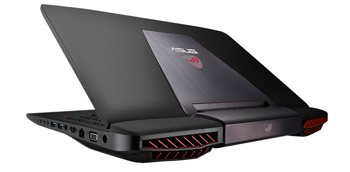 ROG G751JY  ROG  Republic Of Gamers  ASUS France