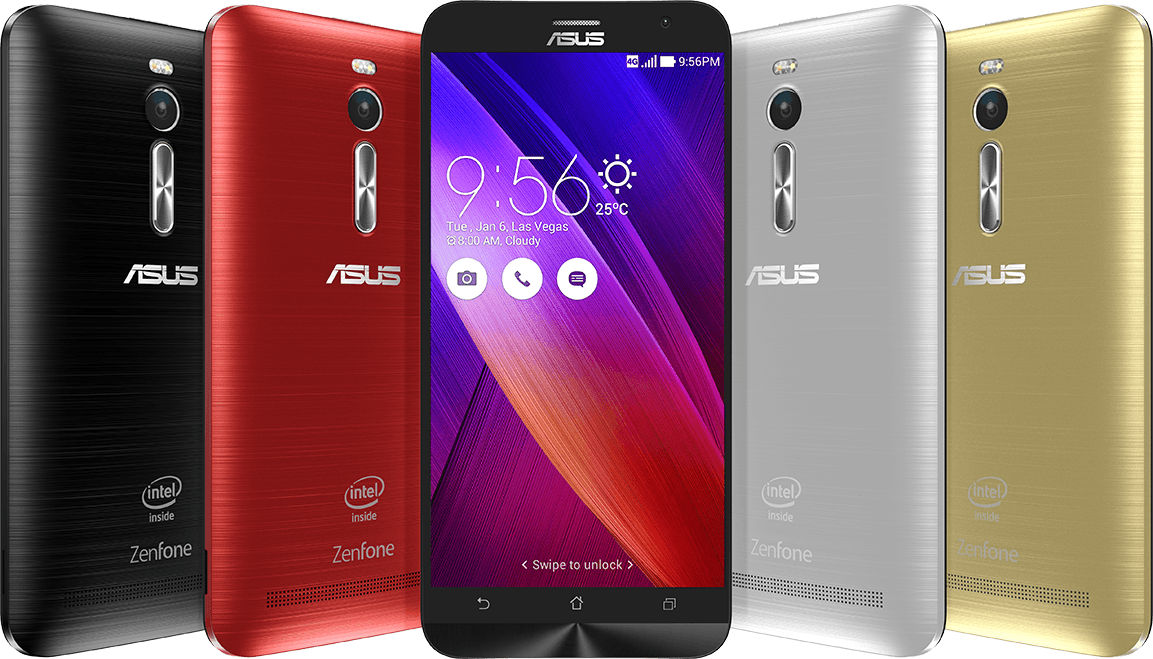 Asus Zenfone 2, The First 4 GB Smartphone