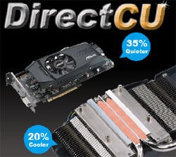 02 ASUS EAH5830 DirectCU HD 5830 1GB GDDR5 Review