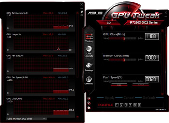 R7260X-DC2OC-1GD5 | Graphics Cards | ASUS Global