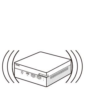 ASUSPRO PN60-Zakelijke mini PC- Betrouwbaarheid