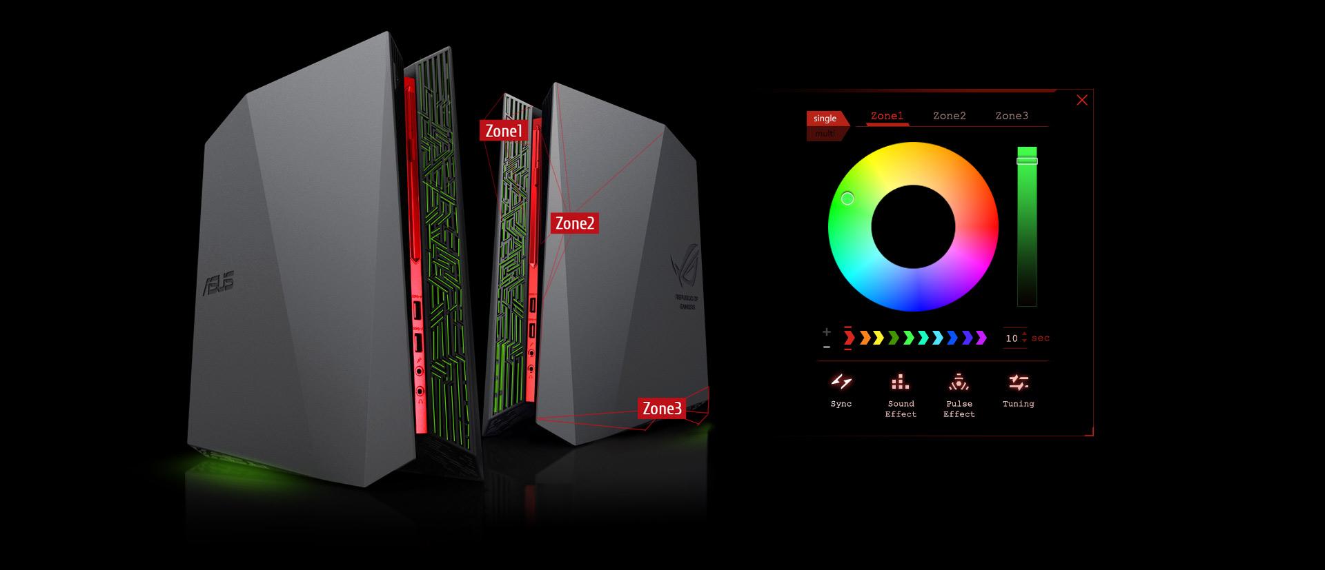 ASUS ROG Desktop G20CB