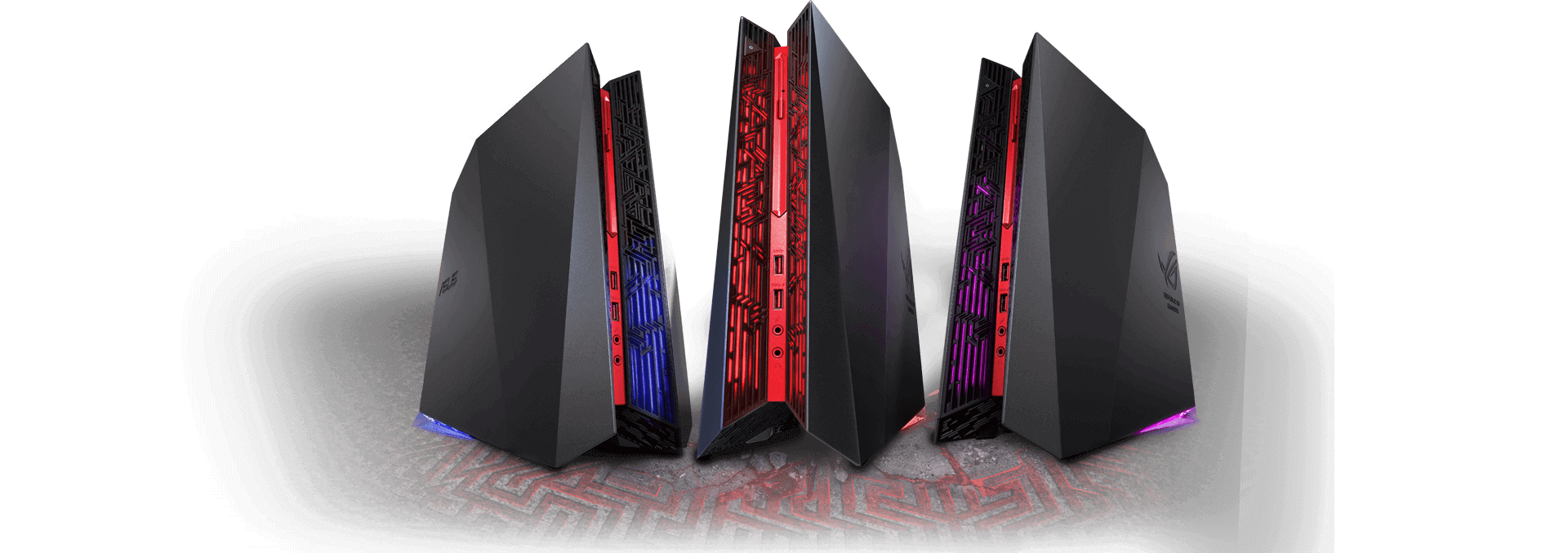 Rog G20cb Tower Pcs Asus Usa
