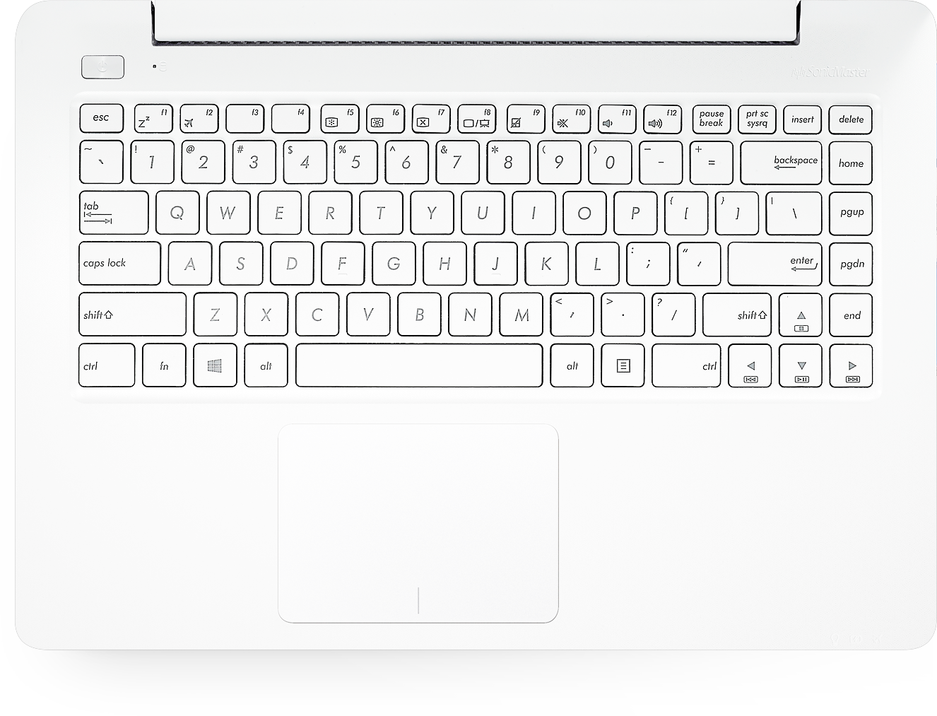 X556ua Laptops Asus Global Laptop Charger Circuit Diagram 10 Battery Schematic The Larger 106mm X 74mm Touchpads Found On Vivobook Series Have A Palm Rejection Feature Which Differentiates Between Actual Fingertip And Contact