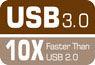 Standard USB 3.0