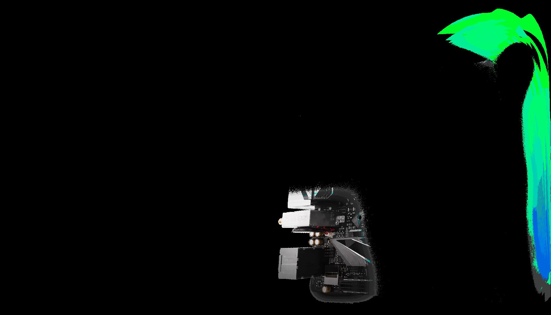 Přidejte se k Republic of Gamers s deskou ROG Strix B250I a opanujte každé bitevn pole