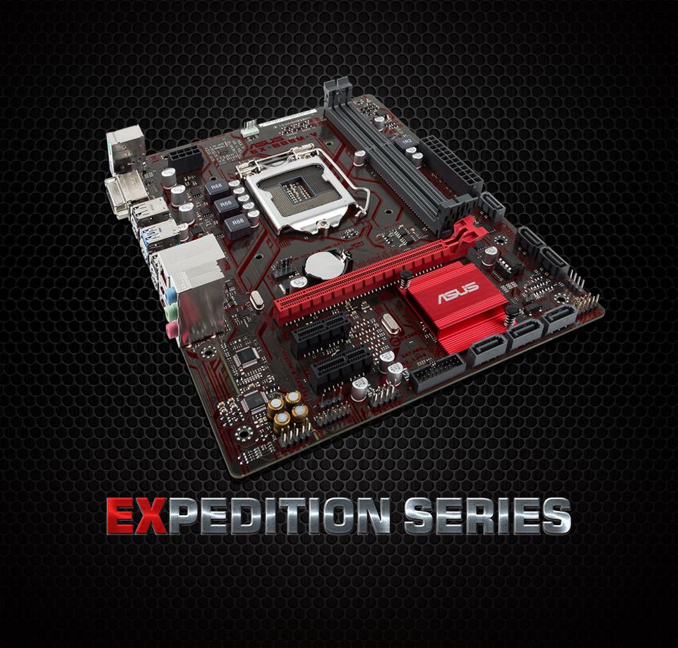 ASUS EX-B85M-V Drivers PC