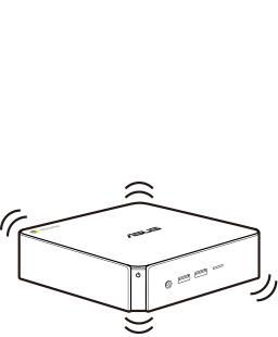ASUS Chrombox 3 Mini-PC- Zuverlässigkeit