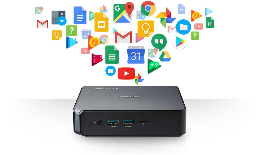 HP® Chromebox