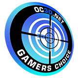 OC3D gamers choice