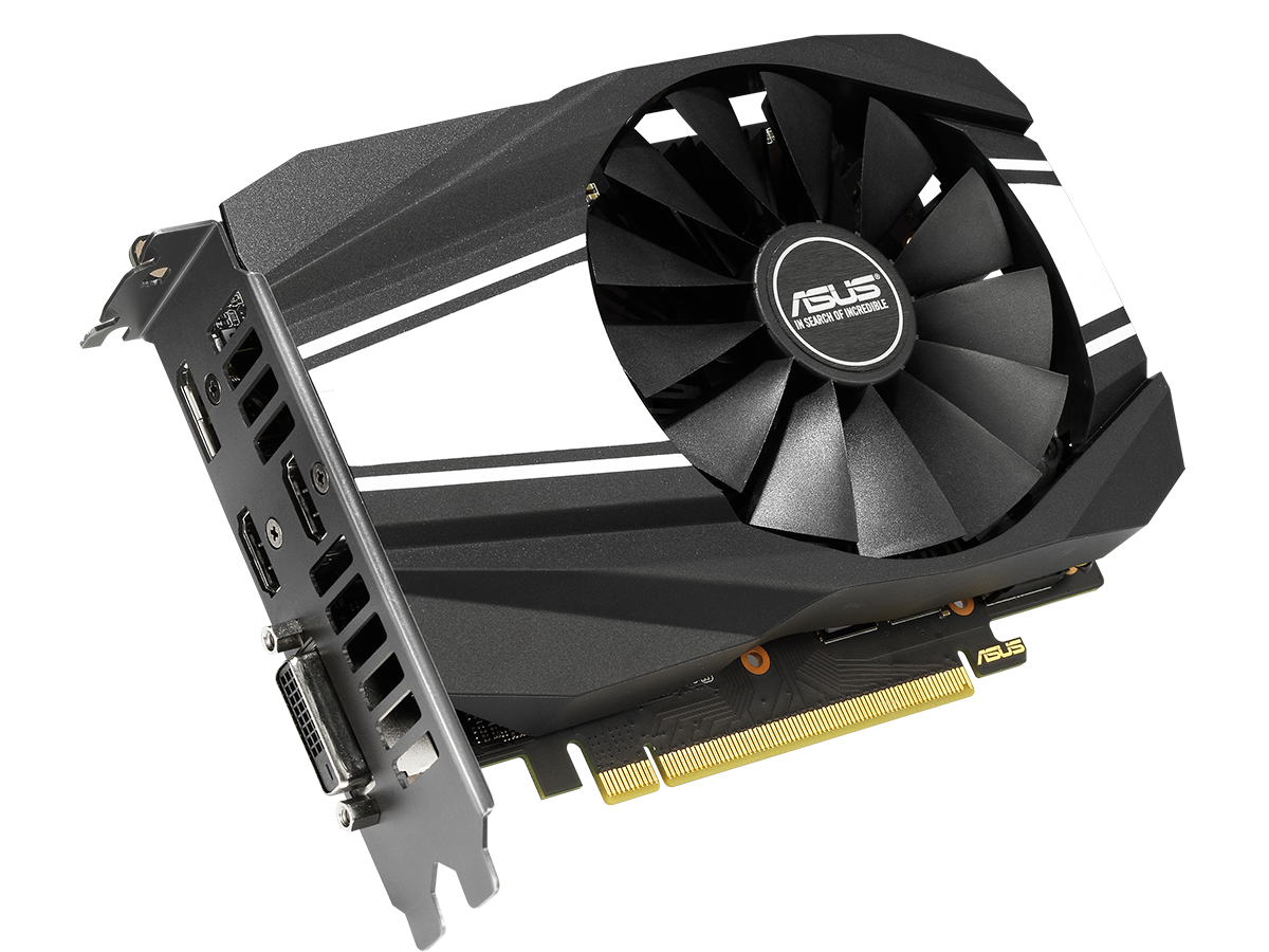 Image result for ASUS-PH GTX 1660 TI O6G