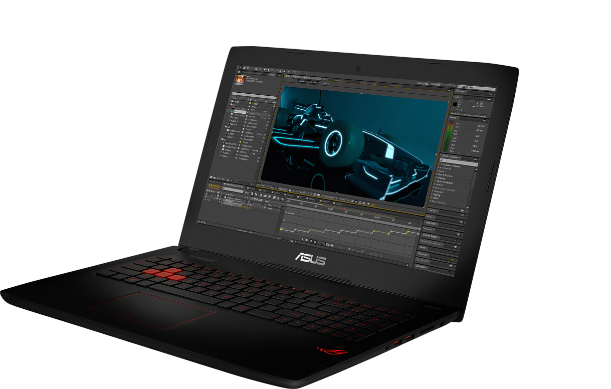 Rog Gl502vt Rog Republic Of Gamers Asus Global