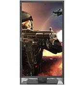 ASUS MG24UQ Gaming Monitor - 24 inch 4K, IPS, Adaptive Sync, DisplayWidget