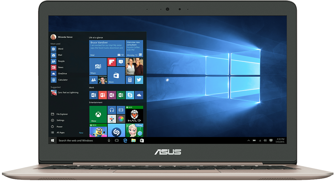 ASUS Zenbook UX310UQ | Laptops | ASUS Global