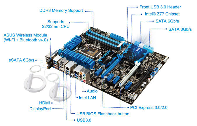p8z77 v deluxe motherboards asus usa rh asus com asus p8z77-v lk motherboard manual P8Z77-V Lk Images