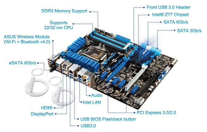 Asus P8Z77-M WebStorage Drivers Mac