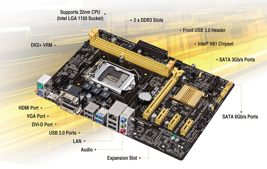 ASUS H81M-P Intel Graphics Download Drivers