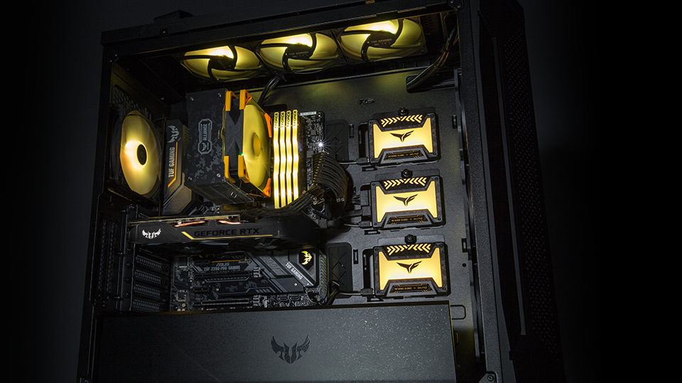 TUF-RTX2060-O6G-GAMING | Graphics Cards | ASUS Global