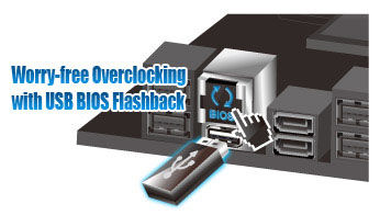 USB BIOS Flashback