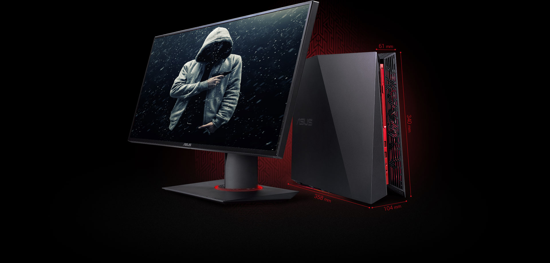 Rog G20ci Tower Pcs Asus Usa 1 Set Komputer Lengkap A One Stop Gaming And Entertainment System G20 Is To Dominate The Field Of Small Form Factor Desktops Despite Its Size It Gives You