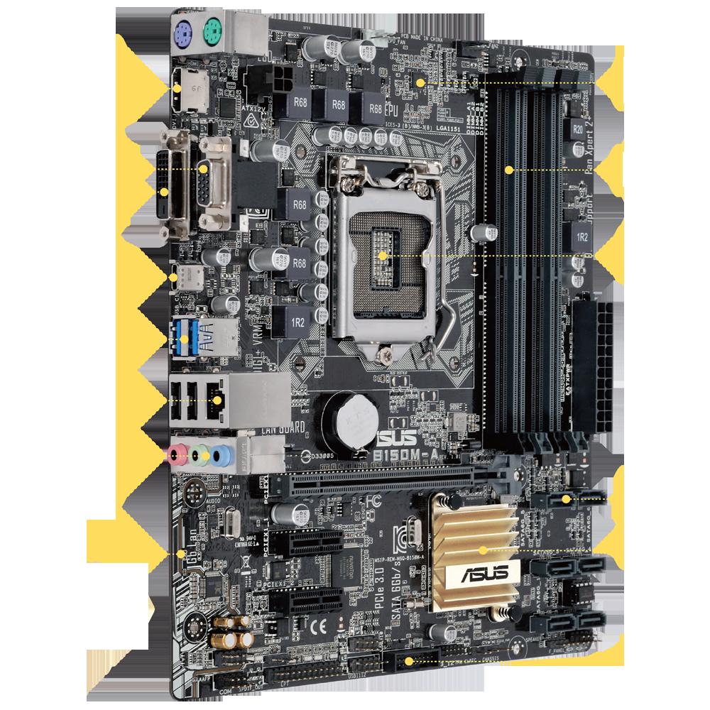 ASUS B150M-A/M.2 Realtek Audio Windows 8 X64 Treiber