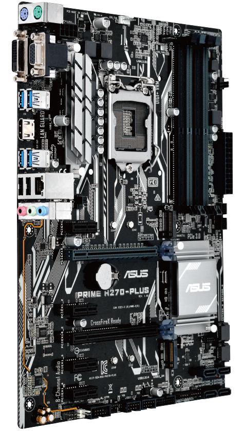 ASUS PRIME H270-PLUS//CSM BIOS CHIP