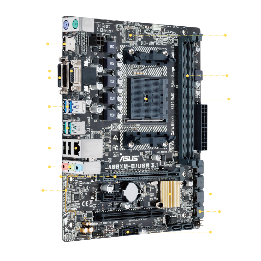 Driver for ASUS A88XM-E