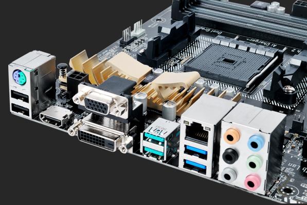 New Drivers: ASUS A88X-PLUS AMD AHCI/RAID