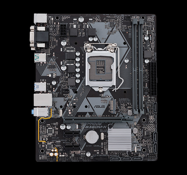 Image result for MB ASUS PRIME B360M-K