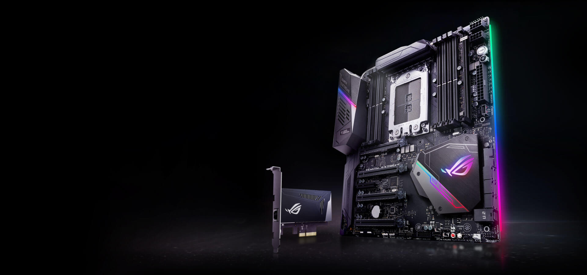 Rog Zenith Extreme Motherboards Asus Global Celestial Stb Processors Media Processing Components And Sdk Support