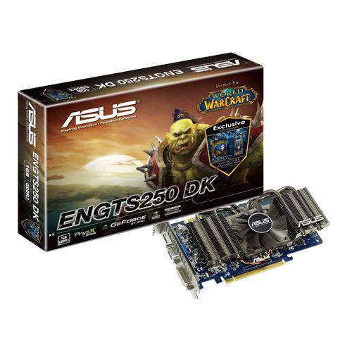 ASUS - GeForce GTS 250 - 1GB