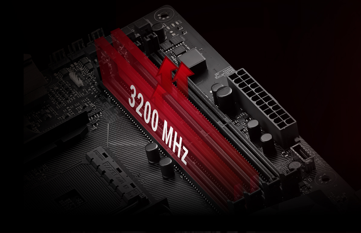 Rog Strix X370 F Gaming Motherboards Asus Usa 8 Pin Temperature Controller Wiring Diagram With Innovative Equidistant Memory Channels T Topology Delivers Balanced Control And Powerful Overclocking Compatibility