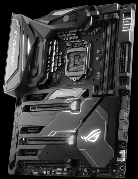 asus rog maximus x formula motherboard 90mb0vn0 m0uay0 techbuy australia. Black Bedroom Furniture Sets. Home Design Ideas