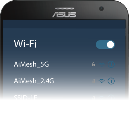 Flexible to choose one or multiple wifi name