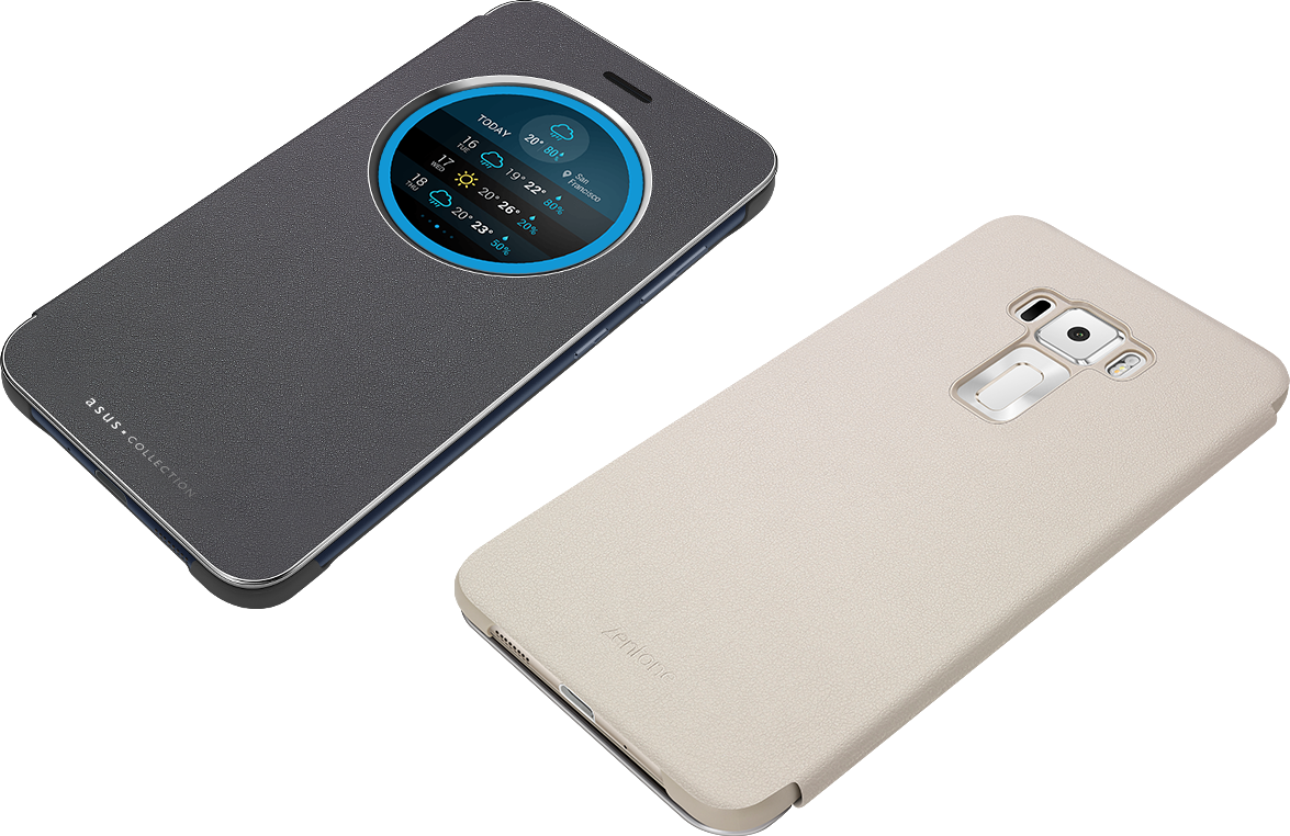 timeless design bca76 cf2a1 ZenFone 3 View Flip Cover (ZE552KL) | Phone Accessories | ASUS Canada