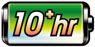 offers an extended 14-day standby mode to keep work