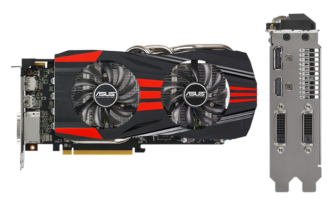 R9270X-DC2T-4GD5 | Graphics Cards | ASUS Global