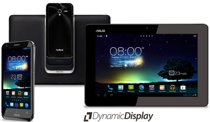 ASUS PadFone 2 PC Drivers for Windows Download
