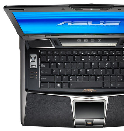 ASUS-LAMBORGHINI VX5 Notebook Touchpad Drivers (2019)