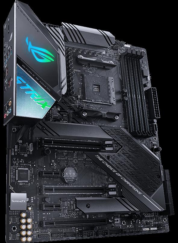 ROG Strix X570-F Gaming | Motherboards | ASUS USA